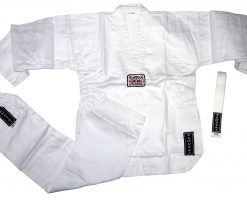 Taekwondo DoBok - Poly/Cotton - White