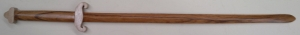 Tai Chi Deluxe Straight Wood Sword- 95cm