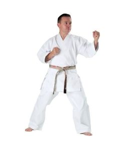 Canvas Karate Gi - Black Or White