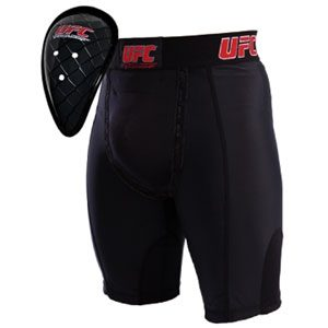 Compression Short with Cup