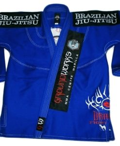 DRAGON FIGHT WEAR BJJ UNIFORMS - Custom