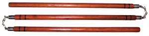 BAMBOO 3 Section Staff - BAMBOO Wood