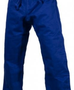 BJJ Gi Pants Blue Brazilian Jiu Jitsu Gi pants