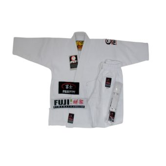 FUJI victory kids karate uniform white