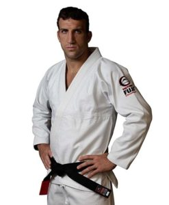 fuji victory karate uniform white