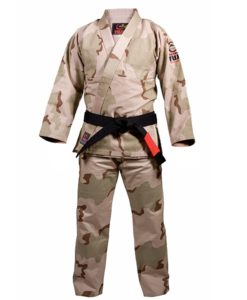 fuji victory karate uniform camo print