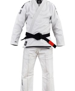 fuji sekai karate uniform white