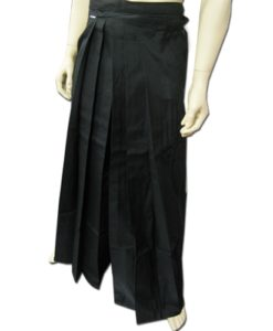 Deluxe Japanese Hakama Pants- 122cm length