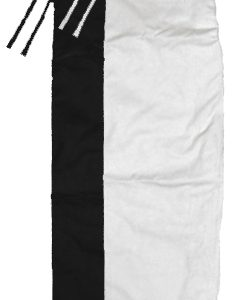 Drawstring Pants - White Or Black