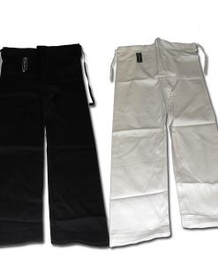 Draw String Pants Black or White