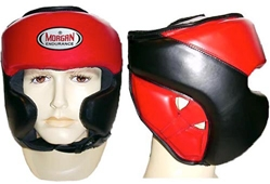 MORGAN - MMA style head guard