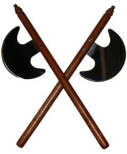 Moon Axe pair