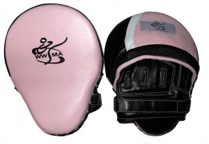 Focus Mitts Pink. Pair