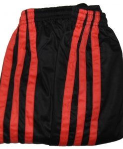 Elastic Gi pants - Three Stripe Black Pants