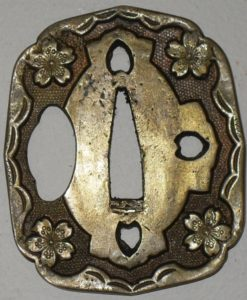 Japanese sword Fitting -Tsuba