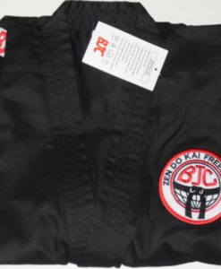 BJC badge Black Gi