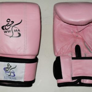 WWMA bag gloves pink