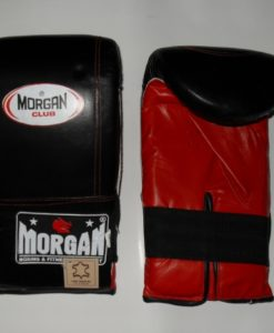 morgan curved bag boxing gloves
