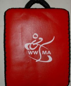 WWMA boxing pad
