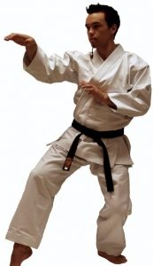 Rising Sun Shoto Gi White