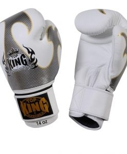 Top King Empower Gloves - White