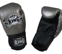 Top King Kids Gloves - Grey
