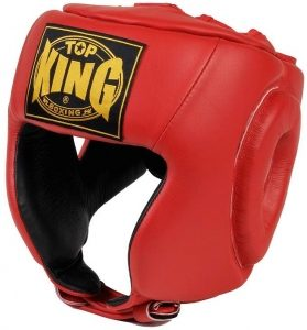 Top King Head Guard Half Face