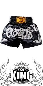 top king boxing shorts
