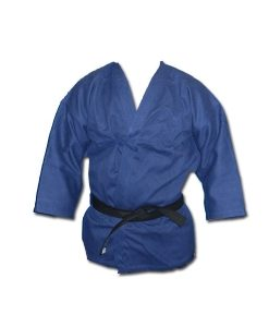 Blue Kendo Weapons Jacket- keikogi