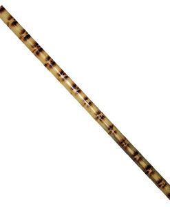 Burnt Rattan Kali Stick - Single stick