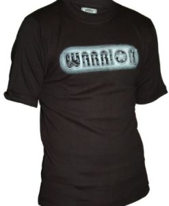 warrior shirt black