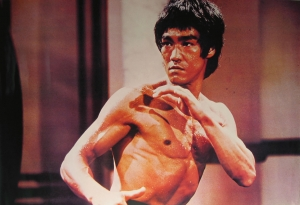 Bruce Lee Poster - Ready to Kick