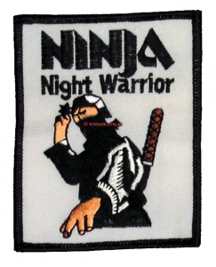 Ninja Night Warrior emblem