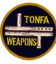 Tonfa Weapons emblem