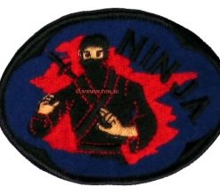 Ninja Red Cloud emblem