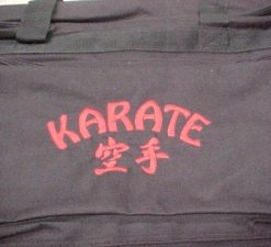 Martial Arts Equipment Bag Karate