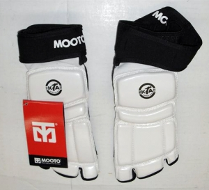 World Taekwondo Federation Approved - Moot - Foot protectors