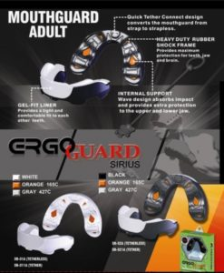 mouthguard brochure