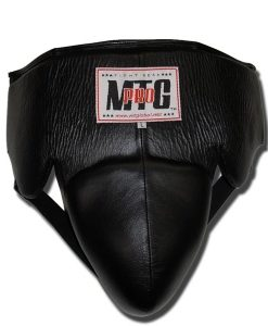 MTG Professional Leather Groin Guard