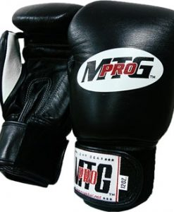 mtg pro boxing gloves black