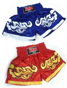 Rhino Gear Muay Thai Shorts - Wind Design