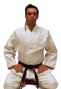 Rising Sun - Judo Elite - White