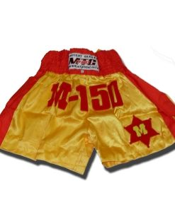 MTG Shorts - M150 - Yellow/Red