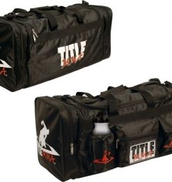 TITLE MMA Deluxe Equipment Bag