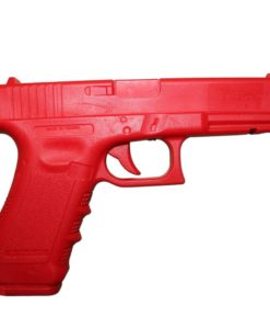 glock replica rubber red