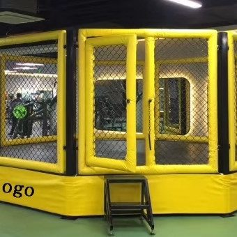 5 sided mma cage